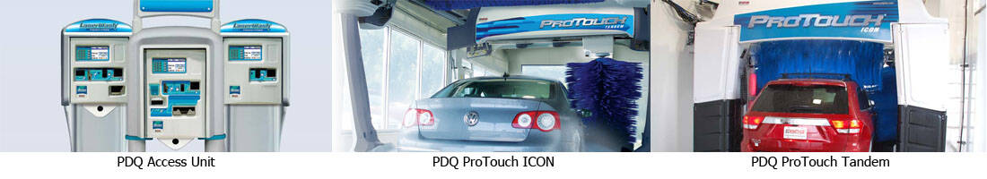 PDQ Car Wash Systems