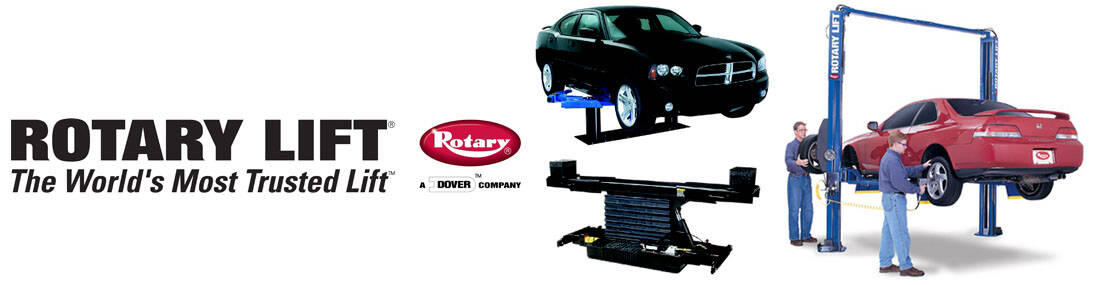 Rotary Vehicle Lifts
